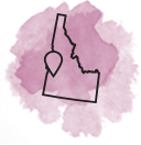 pink idaho logo