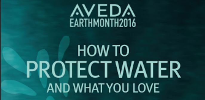how to protect water and what you love banner