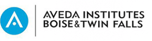 aveda institute boise and twin falls logo