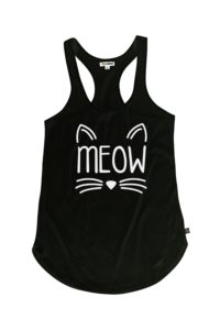 meow-tank-top