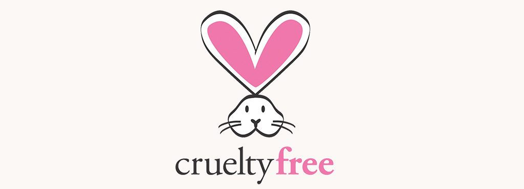 cruelty free bunny logo
